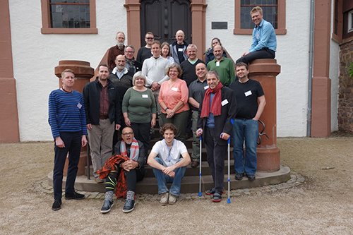DDI metadata workshops week 1 group photo
