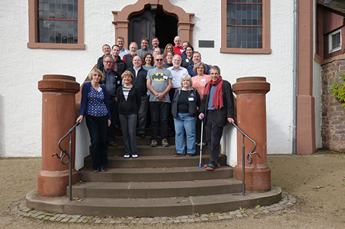 DDI metadata workshops week 2 group photo