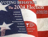 The 2004 Election web site