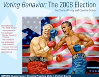 The 2008 Election web site