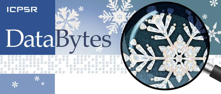 ICPSR DataBytes: Winter 2018
