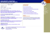 I C P S R website in 2002