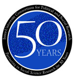 ICPSR 50th Anniversary logo