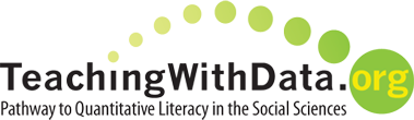 Teaching With Data logo