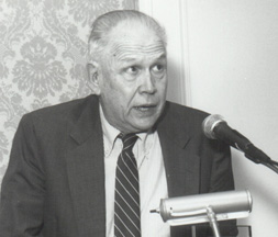 Photo of Allan G. Bogue