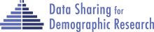 Data Sharing for Demographic Research